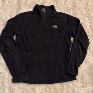 The North Face 1/4 Zip Fleece Pullover Lightweight